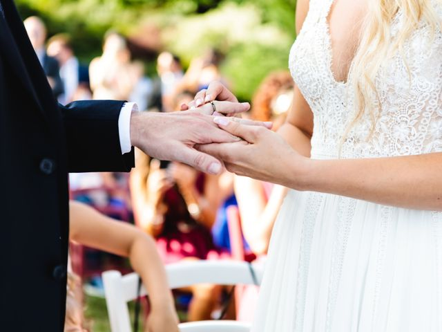 Il matrimonio di Giulio e Erika a Ragogna, Udine 271
