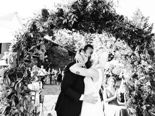 Il matrimonio di Giulio e Erika a Ragogna, Udine 277