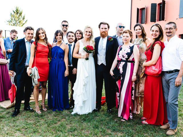 Il matrimonio di Giulio e Erika a Ragogna, Udine 297
