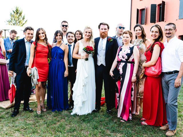 Il matrimonio di Giulio e Erika a Ragogna, Udine 298