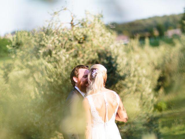 Il matrimonio di Giulio e Erika a Ragogna, Udine 305