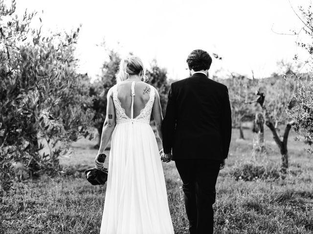 Il matrimonio di Giulio e Erika a Ragogna, Udine 315
