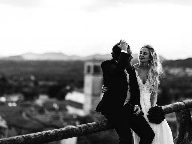 Il matrimonio di Giulio e Erika a Ragogna, Udine 316