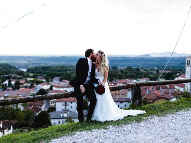 Il matrimonio di Giulio e Erika a Ragogna, Udine 318