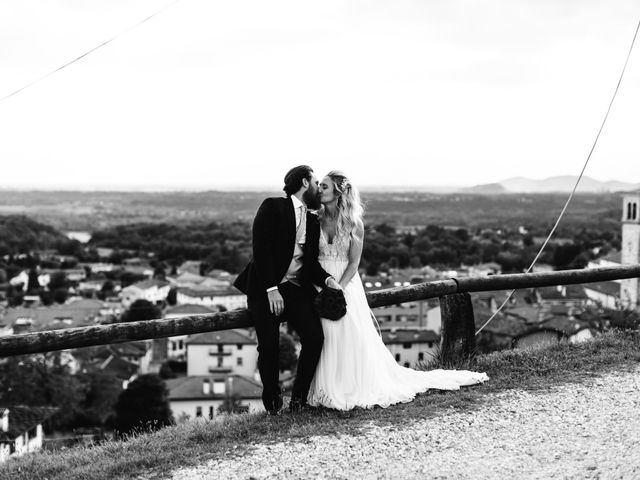 Il matrimonio di Giulio e Erika a Ragogna, Udine 319