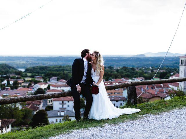 Il matrimonio di Giulio e Erika a Ragogna, Udine 320
