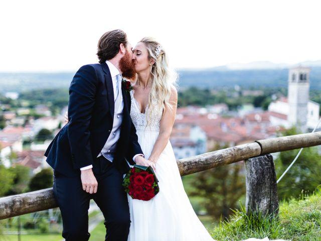 Il matrimonio di Giulio e Erika a Ragogna, Udine 321