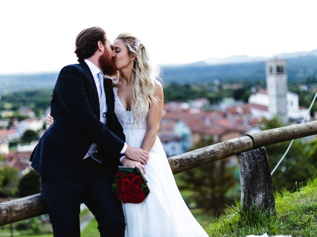 Il matrimonio di Giulio e Erika a Ragogna, Udine 323