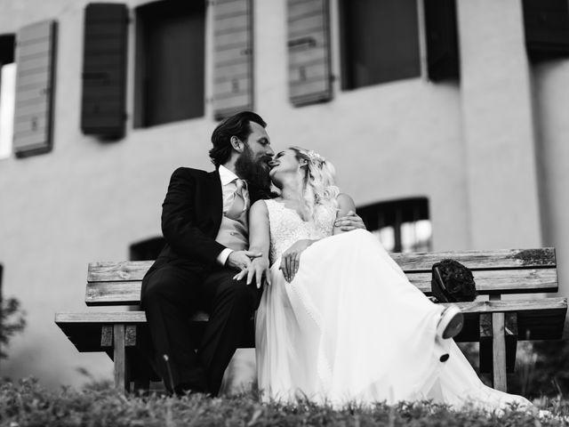 Il matrimonio di Giulio e Erika a Ragogna, Udine 338