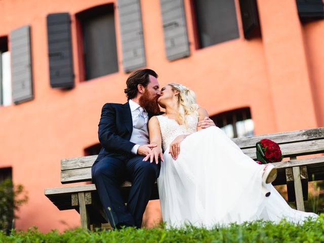 Il matrimonio di Giulio e Erika a Ragogna, Udine 339