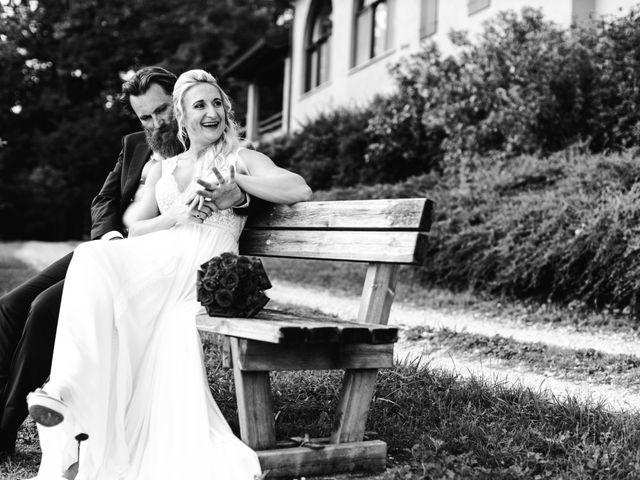 Il matrimonio di Giulio e Erika a Ragogna, Udine 345