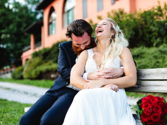 Il matrimonio di Giulio e Erika a Ragogna, Udine 351