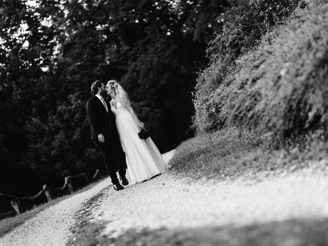Il matrimonio di Giulio e Erika a Ragogna, Udine 358
