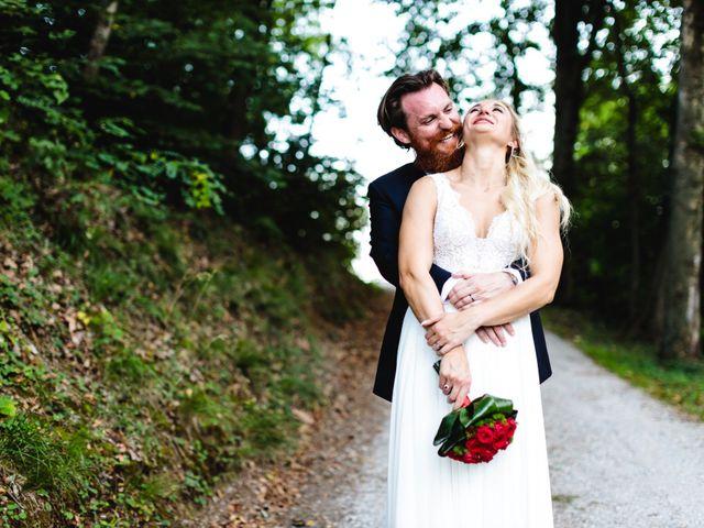 Il matrimonio di Giulio e Erika a Ragogna, Udine 380