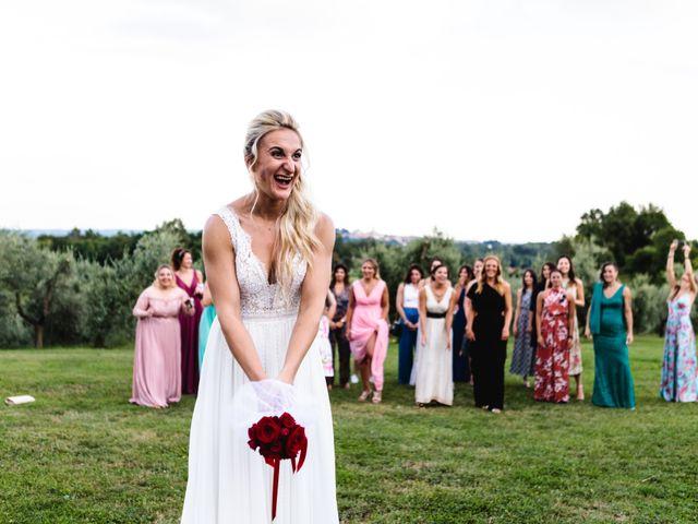 Il matrimonio di Giulio e Erika a Ragogna, Udine 389