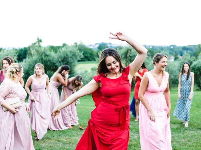 Il matrimonio di Giulio e Erika a Ragogna, Udine 395