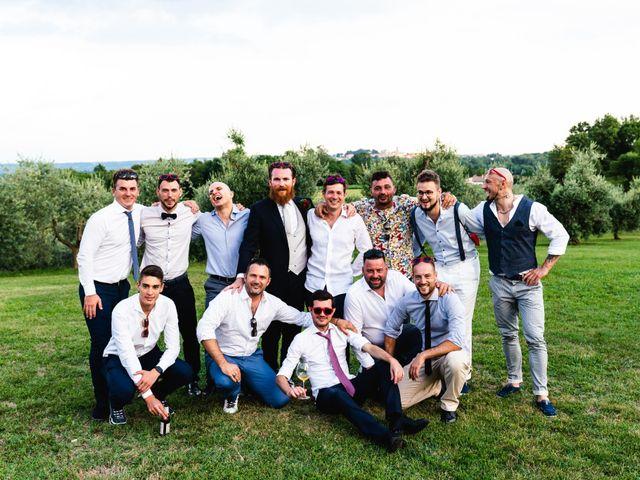 Il matrimonio di Giulio e Erika a Ragogna, Udine 407