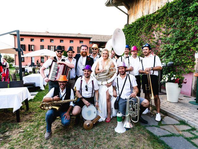 Il matrimonio di Giulio e Erika a Ragogna, Udine 408