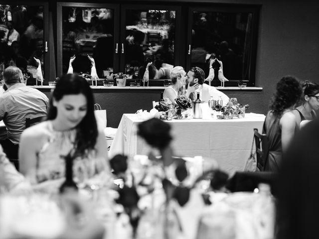 Il matrimonio di Giulio e Erika a Ragogna, Udine 417