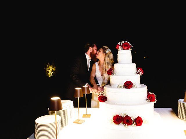 Il matrimonio di Giulio e Erika a Ragogna, Udine 432