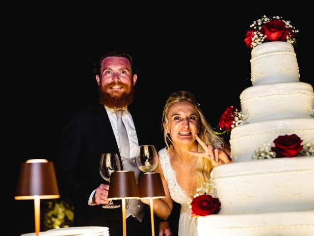 Il matrimonio di Giulio e Erika a Ragogna, Udine 450