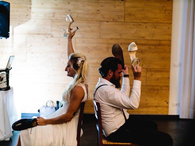 Il matrimonio di Giulio e Erika a Ragogna, Udine 463