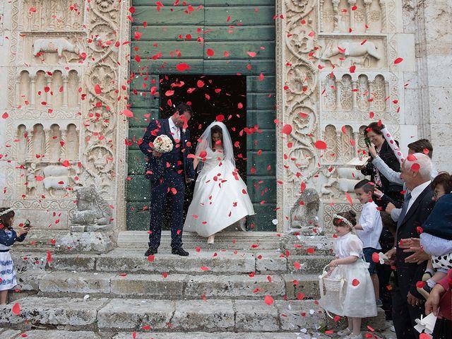 Il matrimonio di Simone e Rita a Spoleto, Perugia 4