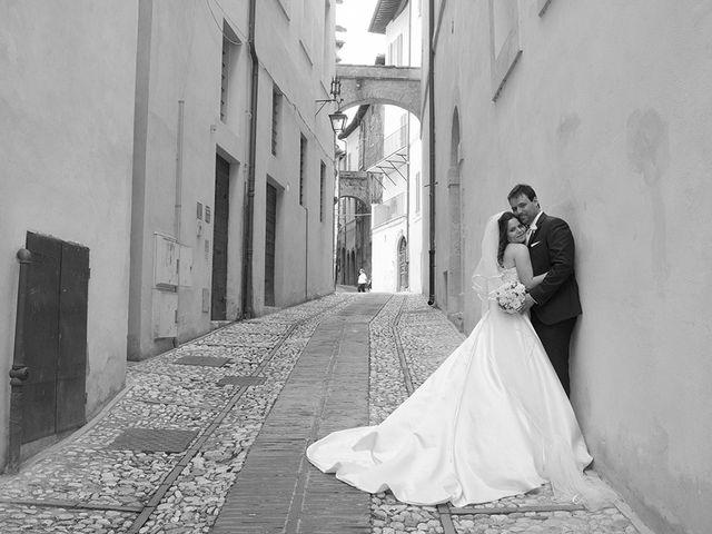 Il matrimonio di Simone e Rita a Spoleto, Perugia 5