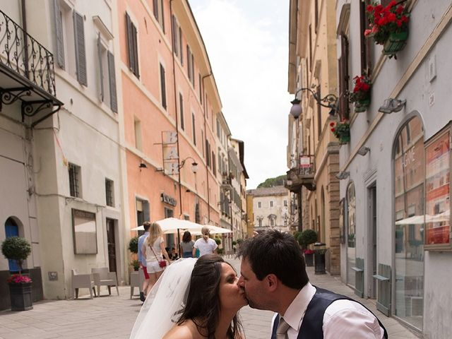 Il matrimonio di Simone e Rita a Spoleto, Perugia 6