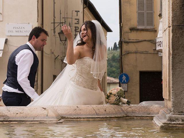 Il matrimonio di Simone e Rita a Spoleto, Perugia 7