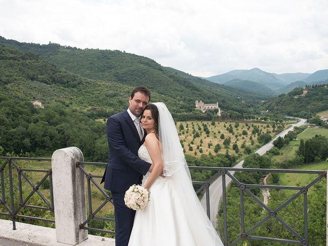 Il matrimonio di Simone e Rita a Spoleto, Perugia 8