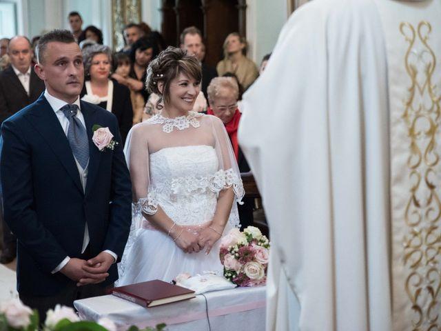 Il matrimonio di Dorica e Nico a Montevarchi, Arezzo 12