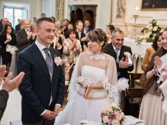 Il matrimonio di Dorica e Nico a Montevarchi, Arezzo 13