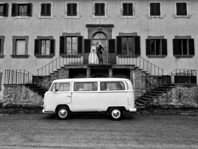 Il matrimonio di Dorica e Nico a Montevarchi, Arezzo 14