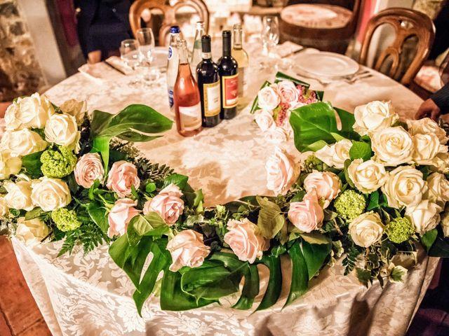 Il matrimonio di Dorica e Nico a Montevarchi, Arezzo 15