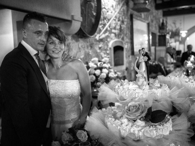 Il matrimonio di Dorica e Nico a Montevarchi, Arezzo 19