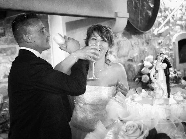 Il matrimonio di Dorica e Nico a Montevarchi, Arezzo 26