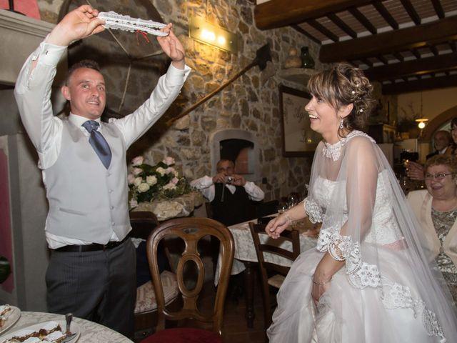 Il matrimonio di Dorica e Nico a Montevarchi, Arezzo 27