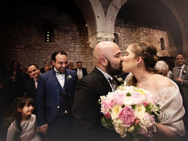 Il matrimonio di Romina e Francesco a Vasto, Chieti 8