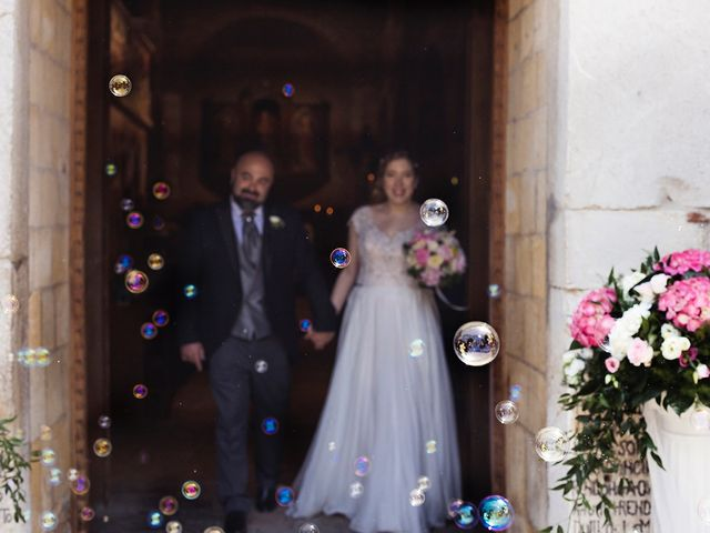 Il matrimonio di Romina e Francesco a Vasto, Chieti 13