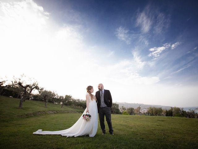 Il matrimonio di Romina e Francesco a Vasto, Chieti 1