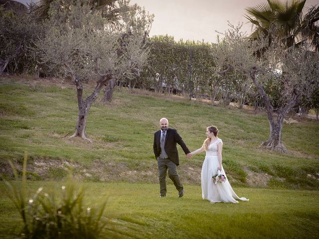 Il matrimonio di Romina e Francesco a Vasto, Chieti 20