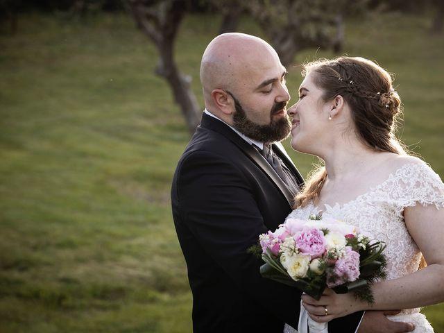 Le nozze di Francesco e Romina
