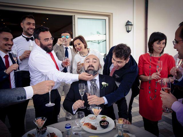 Il matrimonio di Romina e Francesco a Vasto, Chieti 21