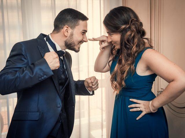 Il matrimonio di Luca e Erica a Trevignano Romano, Roma 2