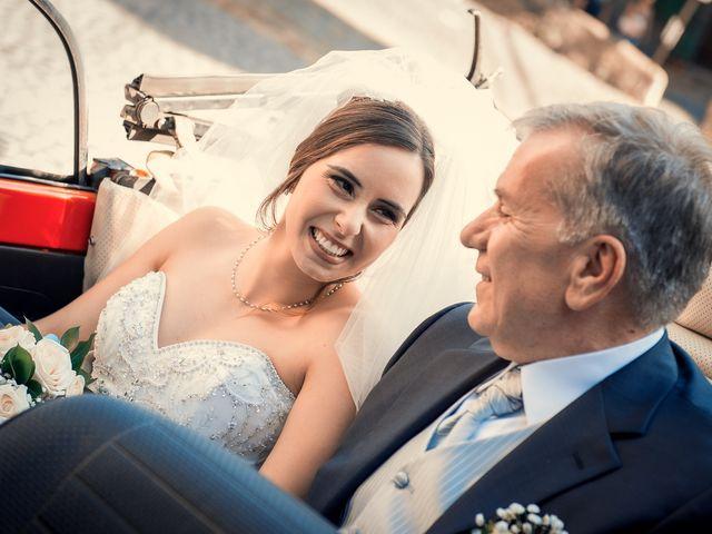 Il matrimonio di Luca e Erica a Trevignano Romano, Roma 8