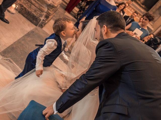 Il matrimonio di Luca e Erica a Trevignano Romano, Roma 9