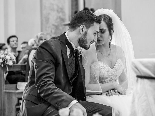 Il matrimonio di Luca e Erica a Trevignano Romano, Roma 10