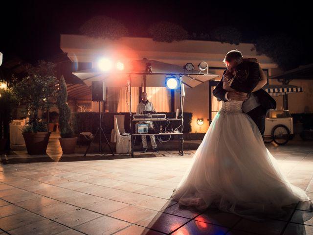 Il matrimonio di Luca e Erica a Trevignano Romano, Roma 17