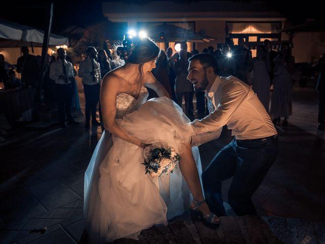 Il matrimonio di Luca e Erica a Trevignano Romano, Roma 18